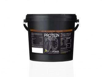PurePower Proteinpulver - Valleproteindrik - Kakao 3 kg