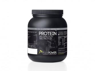 PurePower Proteinpulver - Valleproteindrik - Neutral 1 kg
