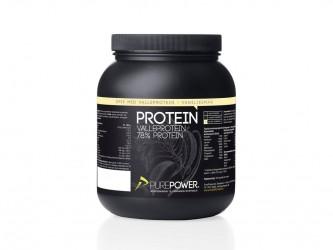 PurePower Proteinpulver - Valleproteindrik - Vanilje 1 kg