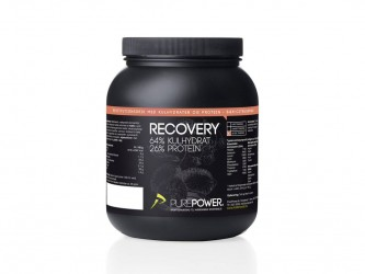 PurePower Recovery - Restitutionsdrik - Bær /Citrus 1,6 kg