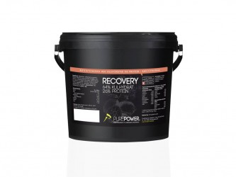 PurePower Recovery - Restitutionsdrik - Bær/Citrus 3 kg