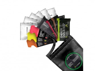 PurePower Sample Pack - Prøvepakke - 13 Energiprodukter