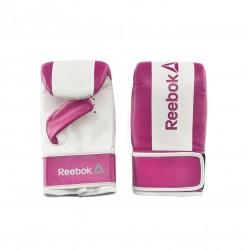 Reebok Combat Boxing Mitts Purple Small Boksehandsker