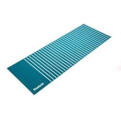 Reebok Stripes Green Yogamåtte 4mm