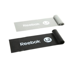 Reebok Training Bands Level 1 & Level 2 Træningselastikker