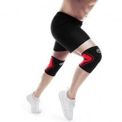 Rehband Rx Knee 3mm, Red, XS