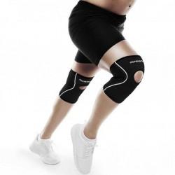 Rehband UD Knee Sleeve Patella Open 5mm Black, XXL