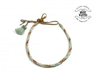 Romy green headband