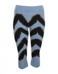 Run & Relax Yoga Capri Tie Dye