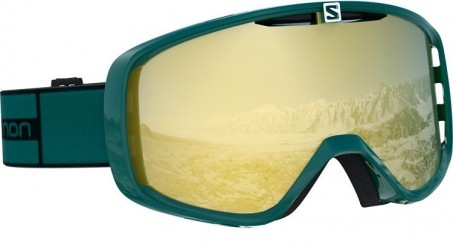 Salomon Aksium Skibriller, grøn