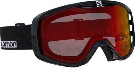 Salomon Aksium Skibriller, Sort