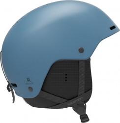 Salomon Brigade Skihjelm, Smoke Blue
