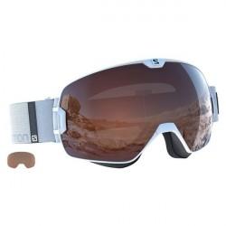 Salomon X MAX Access Skibriller - hvid
