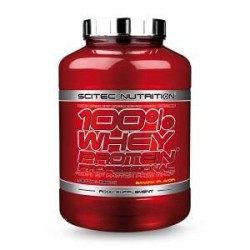 Scitec Nutrition 100 % Whey Protein Professional, Scitec Nutrition, 2350 g