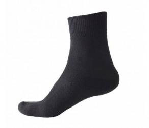 SealSkinz liner cykelsokker - Liner Sock - Sort