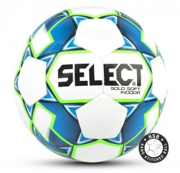Select Solo Soft Indoor Fodbold