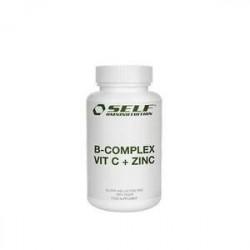 Self Omninutrition B-Plus, 100 tabletter, Self