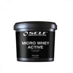 Self Omninutrition Micro Whey Active, Self, 4 kg