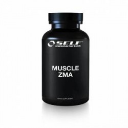 Self Omninutrition Muscle ZMA, 120 kapslar, Self