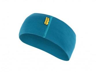 Sensor Merino Active Headband - Uld Pandebånd - Blå - OneSize