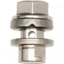 Shimano Klemmebolt til kabel ved shimano rullebremse