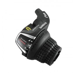 Shimano Tourney SL-RS35 7 Speed Drejegreb Sort