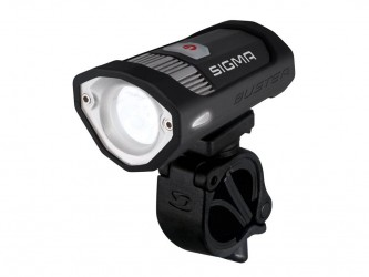 Sigma Buster 200 - Power forlygte - 200 Lumen - Genopladelig