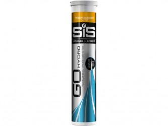 SIS Science in Sport SIS GO - Hydro Tabletter - Ananas og Mango - Rør med 20 elektrolyttabletter a 4 gram