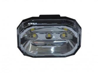 Smart Bike Smart Diamond RL407W - Forlygte med 30 lumen LED