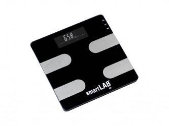 SmartLAB Fit W - Badevægt med kropsanalyse - ANT+ og Bluetooth Smart