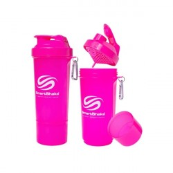 Smartshake Slim 500 ml Neon Pink