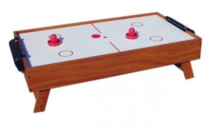 Søren Søgaard Mini Airhockey Sæt (Inkl. bord, håndtag, puck m.v.)