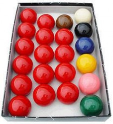 Søren Søgaard Snookerballer 52,4 mm ROC