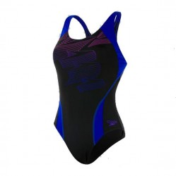 Speedo Boom Placement Racerback Badedragt