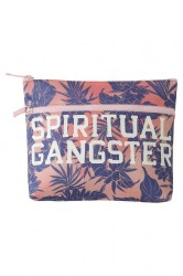 Spiritual Gangster Sunset Lotus Dry Bag
