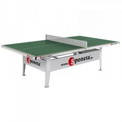 Sponeta bordtennisbord S6-66e grøn