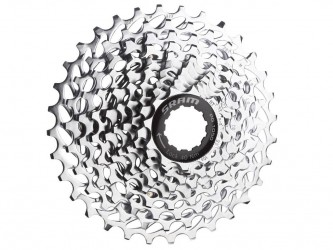 Sram PG-1050 kasette - 10 gear - 11-32 tands - X7/Rival