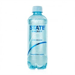 STATE Energy Lime/Orange 12x400ml