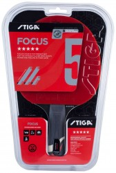 Stiga Focus 5* Bordtennisbat