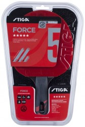 Stiga Force 5* Bordtennisbat