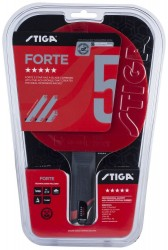 Stiga Forte 5* Bordtennisbat