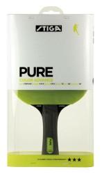 Stiga Pure Color Advance 3* Bordtennisbat