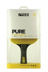 Stiga Pure Color Advance 3* Bordtennisbat
