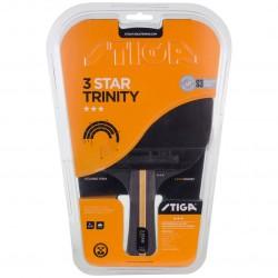 Stiga Trinity 3* Bordtennisbat