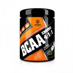 Swedish Supplements BCAA Engine 4:1:1, 400 g, Elderberry