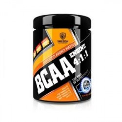 Swedish Supplements BCAA Engine 4:1:1, 400 g, Energy Drink