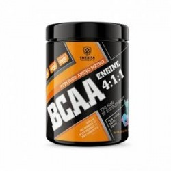 Swedish Supplements BCAA Engine 4:1:1, 400 g, Pink 'N' Blue Candy