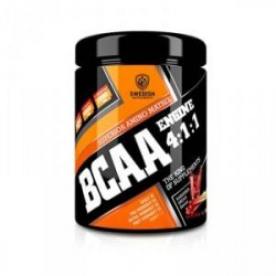 Swedish Supplements BCAA Engine 4:1:1, 400 g, Rabarber Dream