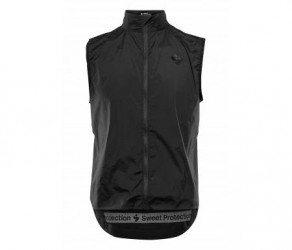 Sweet Protection Crossfire Gilet - Cykelvest - Sort