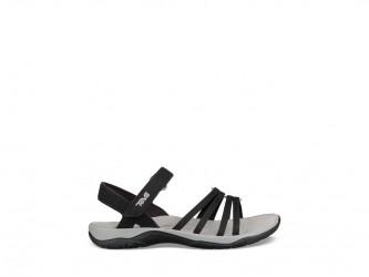 Teva Elzada Sandal - Damesandal - Sort 38